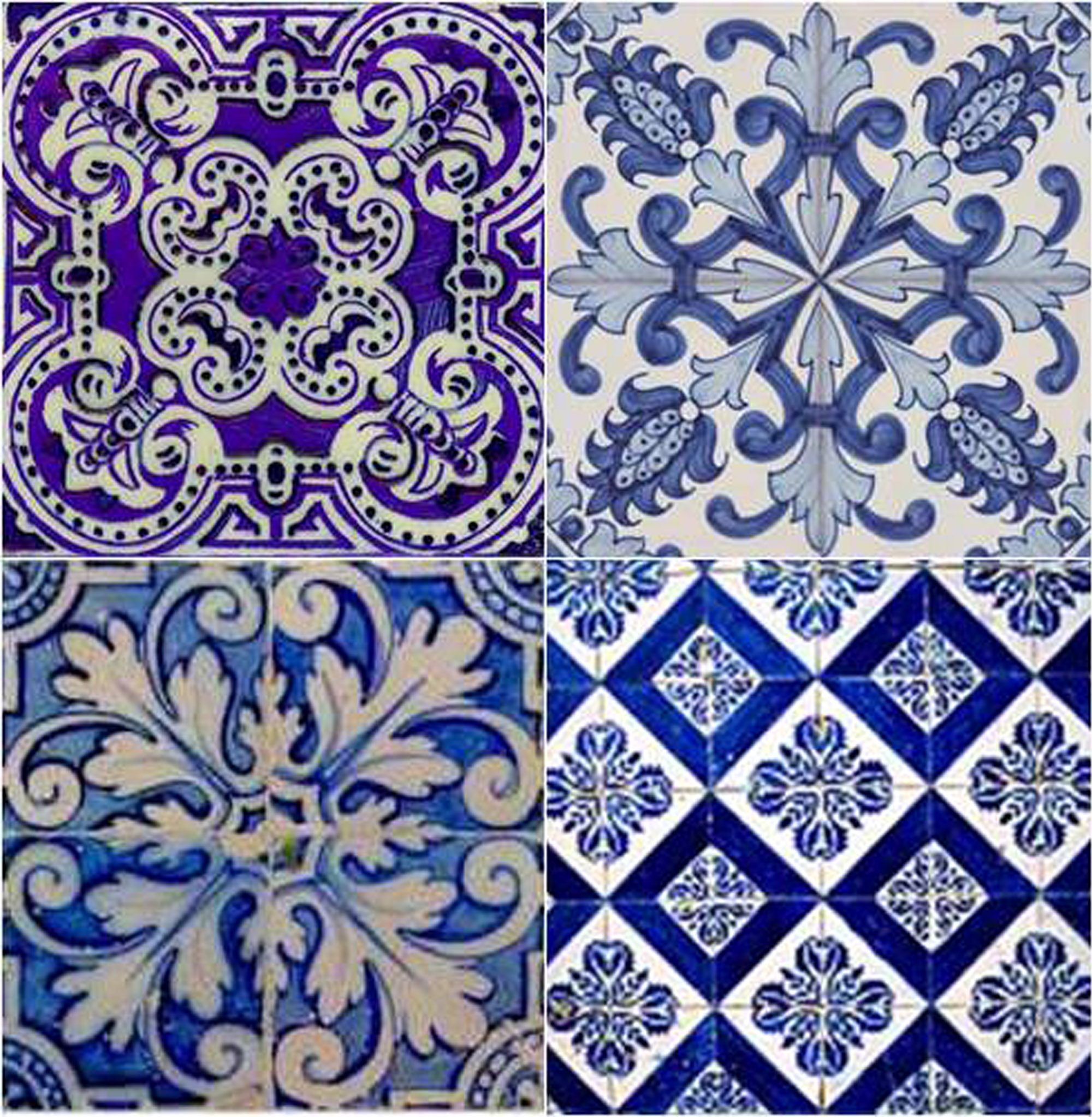 Azulejo portugu s vai candidatar se a patrim nio da - Tipos de azulejos ...