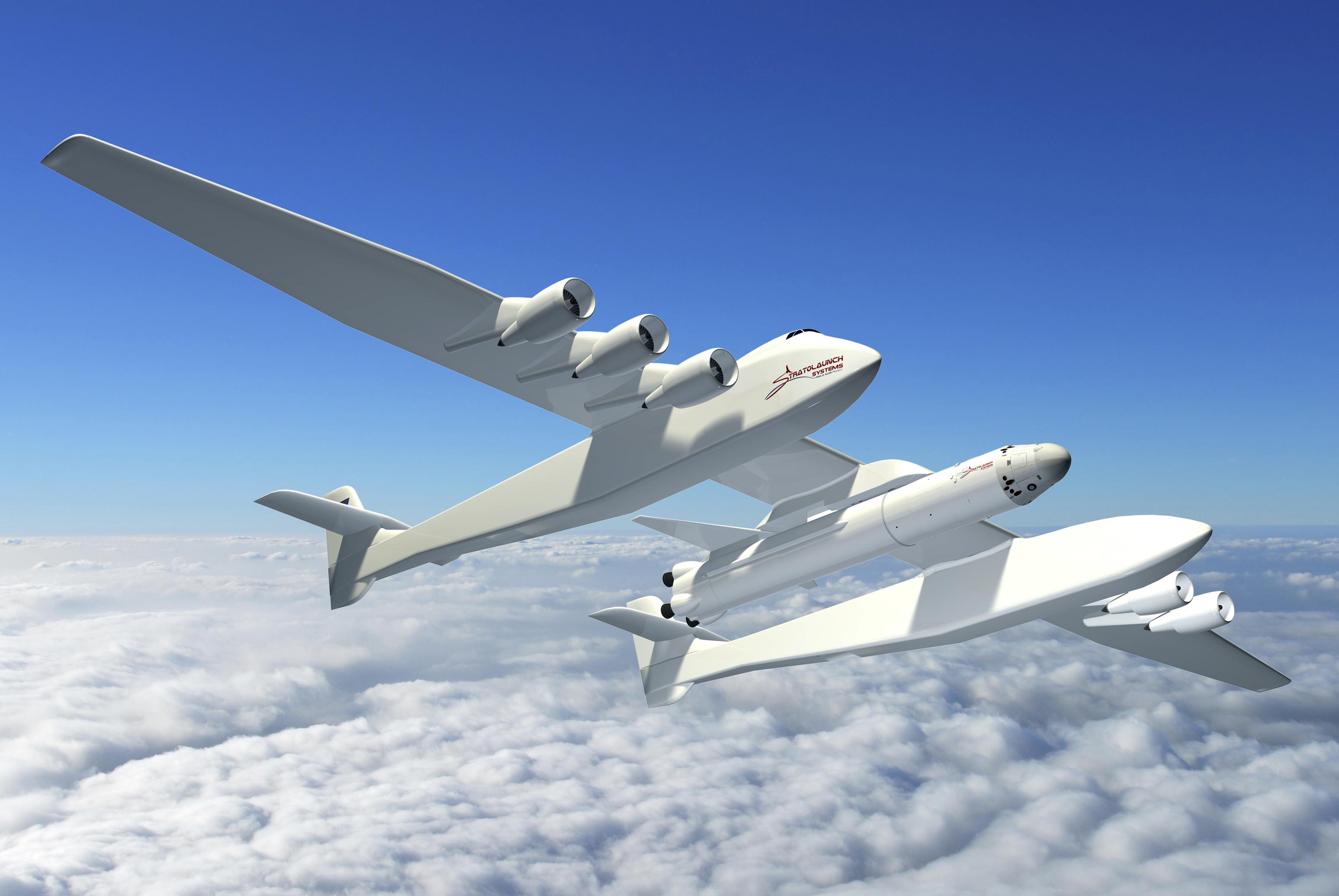 O Roc tem 115 metros e é três vezes a largura do Boeing 737