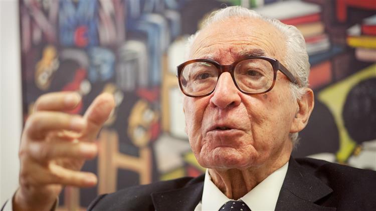 Morreu o antigo presidente da Assembleia da República Almeida Santos