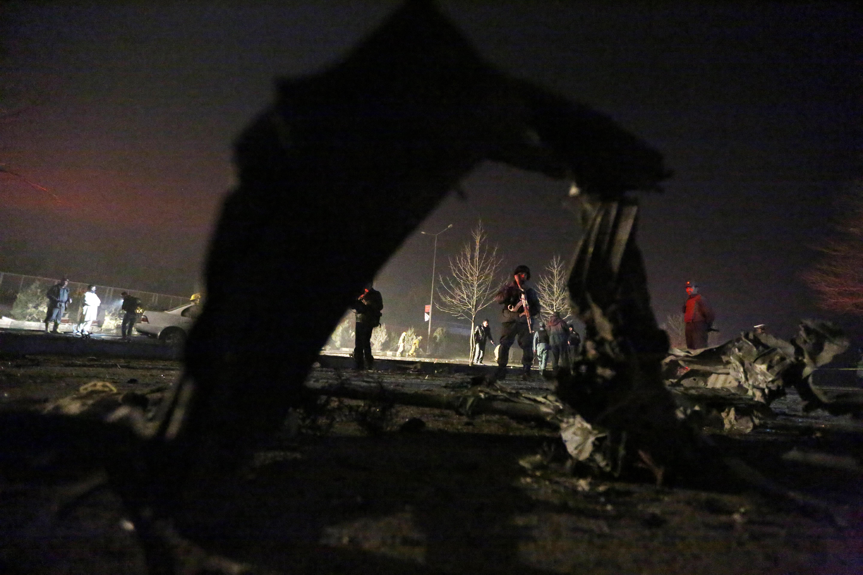 Atentado suicida perto da embaixada russa em Cabul